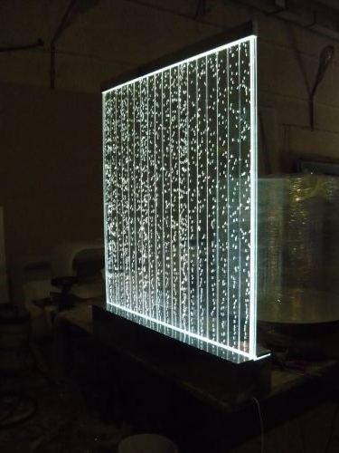 Светодиодная панель в интерьере