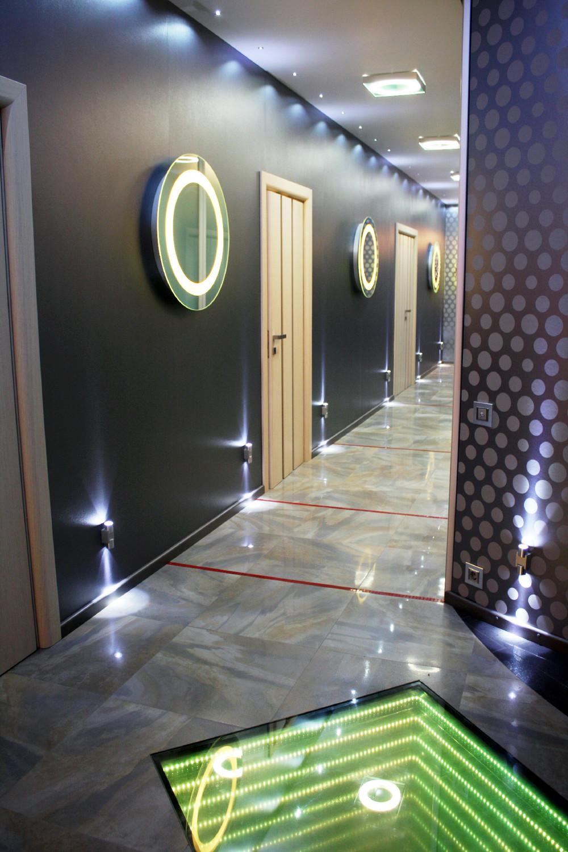 коридор в жилой квартире